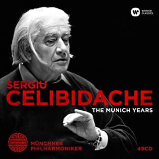 Sergiu Celibidache - The Munich Years
