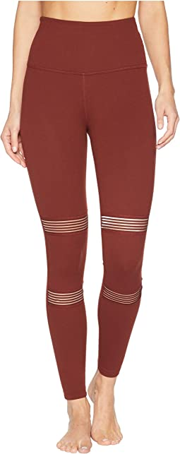 Mirage High-Waisted Midi Leggings
