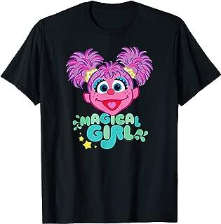 Sesame Street Abby Cadabby Magical Girl T Shirt T-Shirt