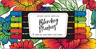 American Crafts 343249 Primary Blending Markers