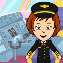 Tizi Town - My Airport Games For Girls & Boys, Free Airplane for Kids to Travel the World