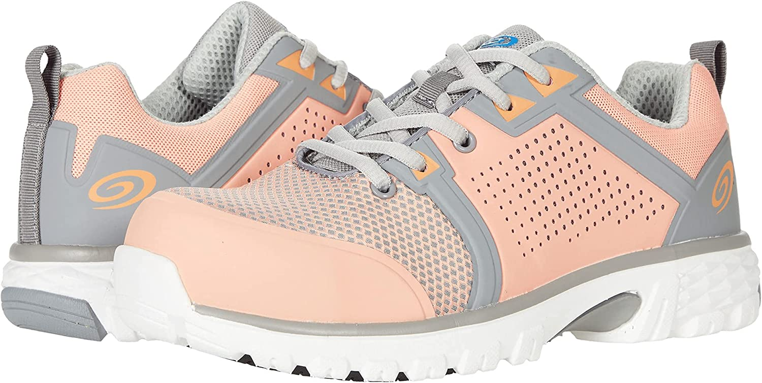 Super popular specialty store Limited time cheap sale Nautilus Safety Footwear N1064 B M Pink 8