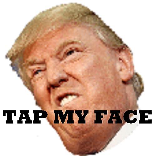Tap Trump face game