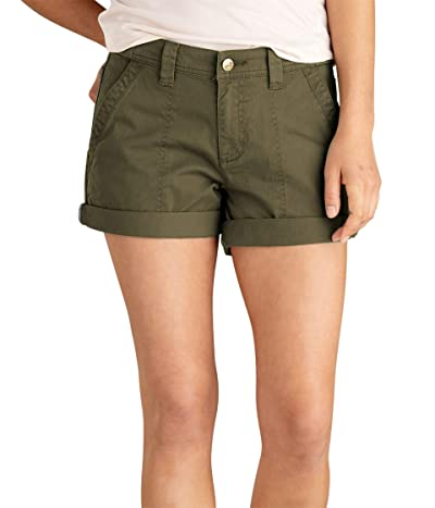 Toad&Co Earthworks Camp Shorts (Beetle) Women