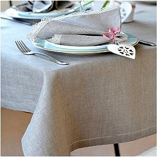 Linen & Cotton - Mantel FLORENCE Muy Elegante de Tela