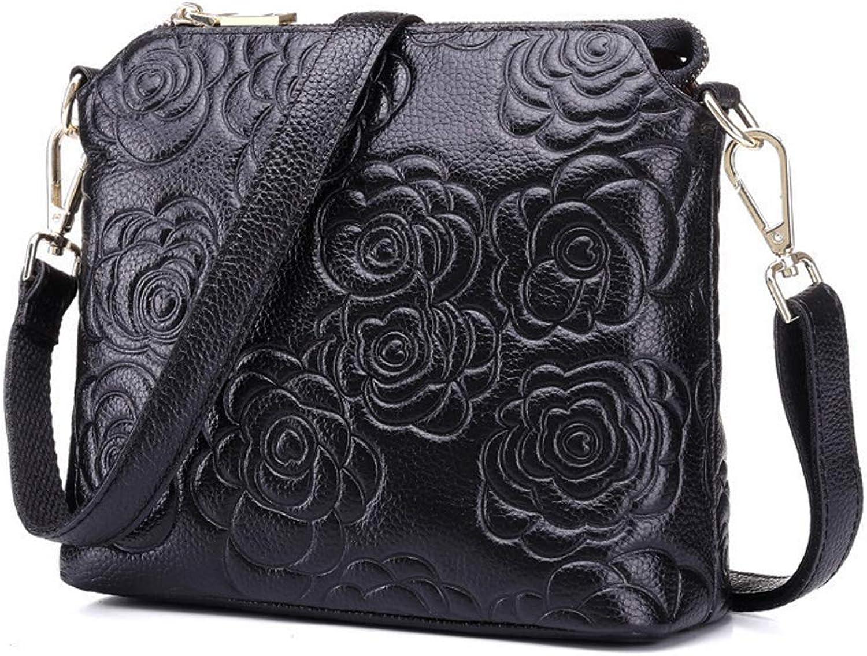 free Ulisty Genuine Leather Cowhide Shoulder Limited price Vintag Handbag Bag Small