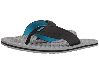 Flojos Badlands (Black/Light Gray) Men