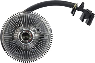 Orion Motor Tech Electric Radiator Fan Clutch, Fits 2002-2007 Chevy Trailblazer, GMC Envoy, Isuzu Ascender, Buick Rainier, Saab 9-7x, Replaces# 25790869