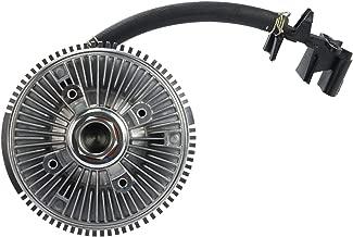 Orion Motor Tech Electric Radiator Fan Clutch, Fits 2002-2007 Chevy Trailblazer, GMC Envoy, Isuzu Ascender, Buick Rainier, Saab 9-7x, Replaces# 25790869
