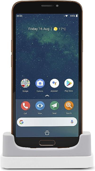 Smartphone per anziani 4g con display da 5.7