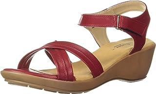 BATA Women's Dew-s-comfort-ss19 Fashion Sandals