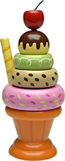 Make Your Own Sundae Stacker Toy - The Original Toy Company