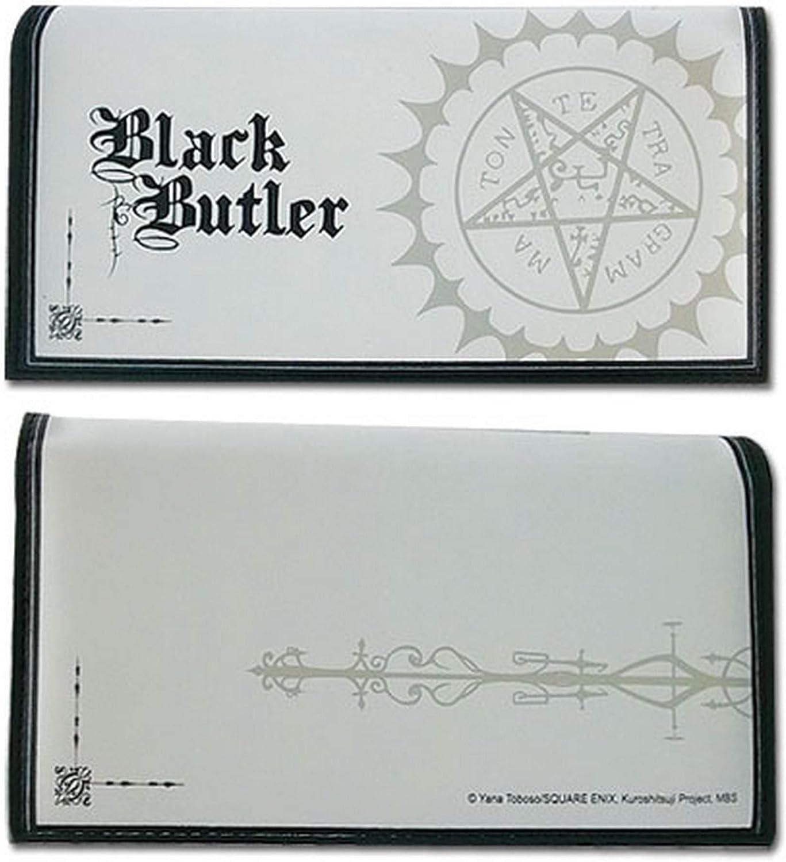 Great Eastern Entertainment Girls Black Butler Pentacle Wallet