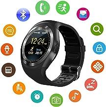 VITALEO Unisex Bluetooth 4g Smart Watch (Random Color)