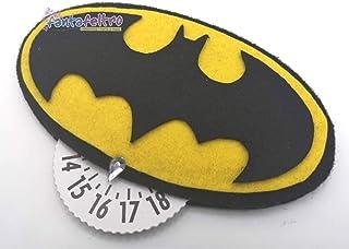Disco Orario per auto Batman - idea regalo uomo donna simpatica unica