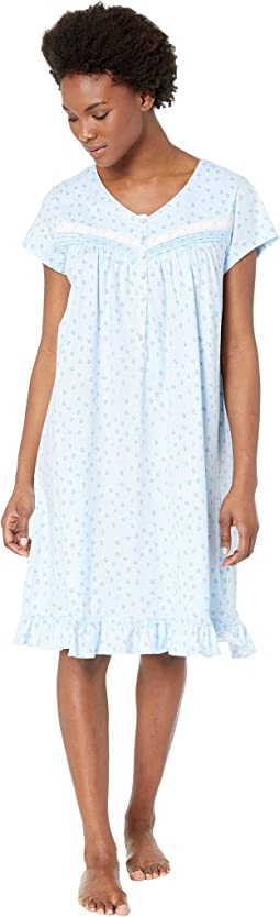 Jersey Short Nightgown