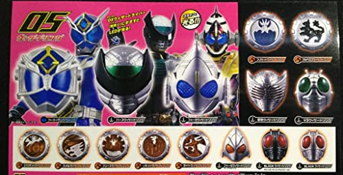 Including 400 yen Gashapon Kamen Rider Wizard ring 05 all 15 species rare set (japan import)