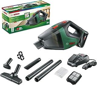 Bosch 06033B9103 Odkurzacz Akumulatorowy 18 V Zielony/Czarny 0,5 l