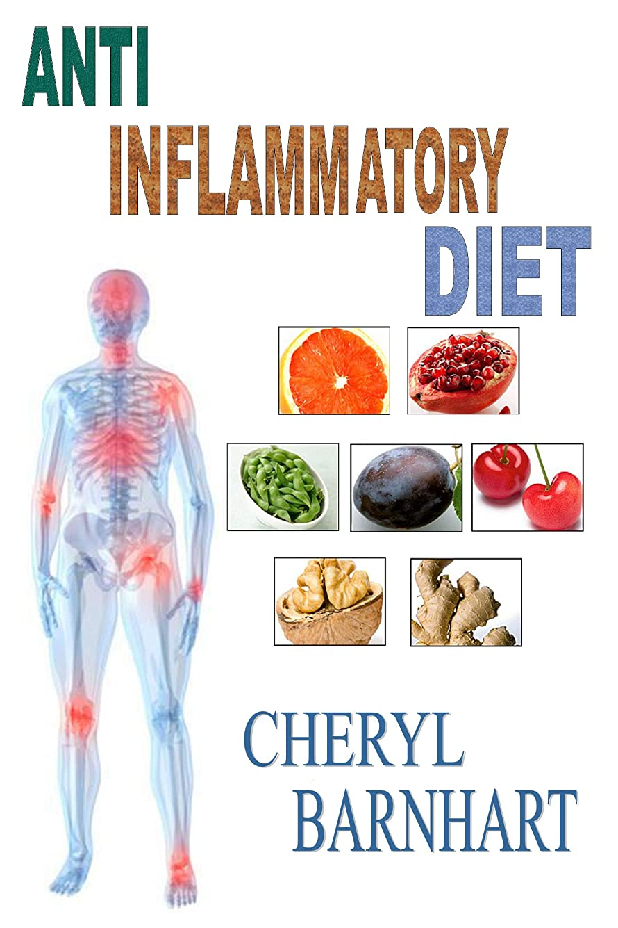 Anti Inflammatory Diet: Know Everything About Inflammation & Ways To Control It (English Edition)