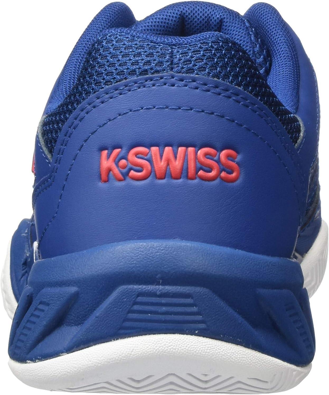 K-Swiss Performance Herren Ks Tfw Bigshot Light 3-Dark Blue//Bittersweet//White Tennisschuh