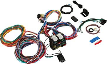 BestEquip 12 Standard Circuit Universal Hot Rod Wiring Harness Muscle Car Hot Rod Street Rod XL Wires (12 Circuit)