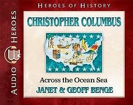 Christopher Columbus Audiobook: Across the Ocean Sea (Heroes of History) Audio CD – Audiobook, CD