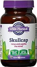 Oregon's Wild Harvest Skullcap Organic Capsules, 90 Count