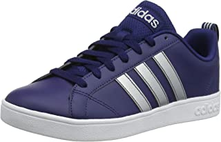 Adidas Men's Vs Advantage Leather Sneakers