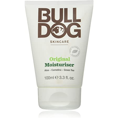 ブルドッグ Bulldog オリジナル モイスチャライザー(保湿クリーム) 100ml