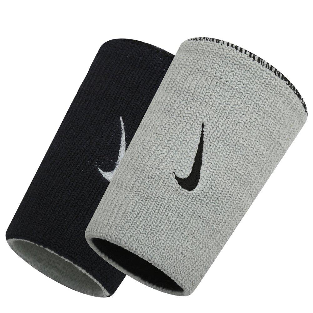 Nike Dri-Fit Doublewide Wristbands Home & Away 2Pk