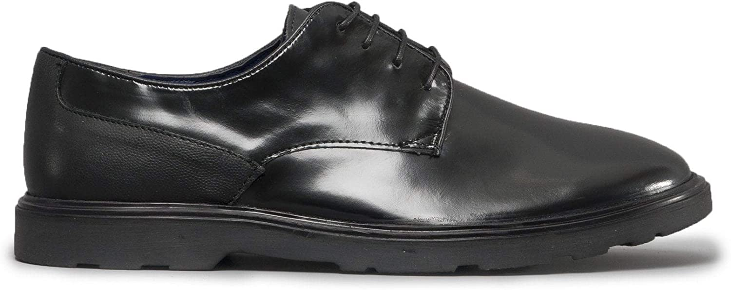 Silver Street London Ruskin Mens Leather Derby shoes