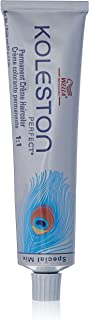 Wella Koleston Perfect Permanent Creme Haircolor Special Mix 0/28 Matte Pearl, 1.0 Oz