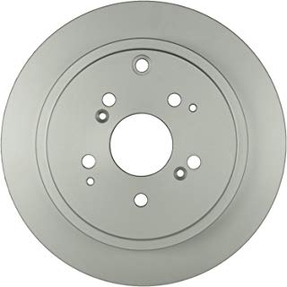 Bosch 26010746 QuietCast Premium Disc Brake Rotor For 2001-2006 Acura MDX and 2003-2008 Honda Pilot; Rear