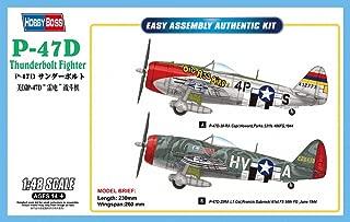 Hobby Boss Easy Assembly P-47D Thunderbolt Fighter Airplane Model Building Kit