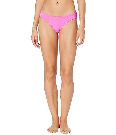 Maaji Heritage Fuchsia Sublime Signature Cut Reversible Bikini Bottoms Women