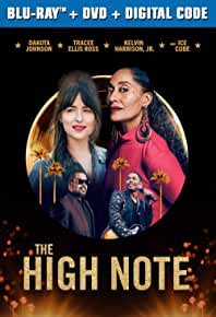 The High Note on Digital Now and on Blu-ray and DVD Aug. 11 from Universal Pictures