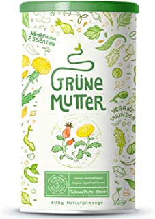 Grüne Mutter | Smoothie Pulver | Das Original Superfood Eli