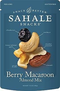 Sahale Snacks Berry Macaroon Almond Trail Mix, 7 Ounces