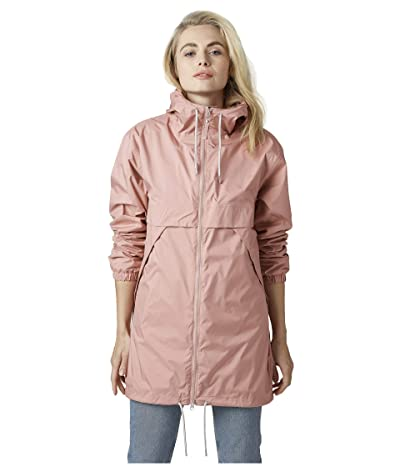 Helly Hansen JPN Raincoat (Ash Rose) Women