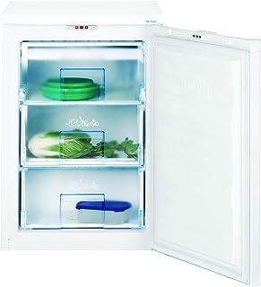 Beko FNE 1072 Congelador mini, bajo encimera, 90 litros,