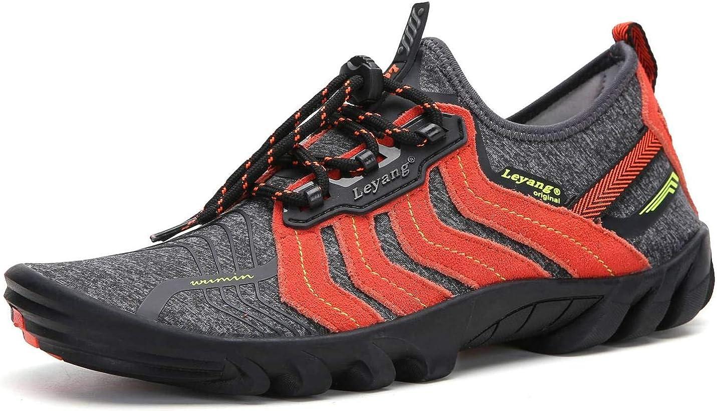 Lowest price challenge Leyang Louisville-Jefferson County Mall Mens Trail Running Shoes Comfortable Li Womens Minimalist