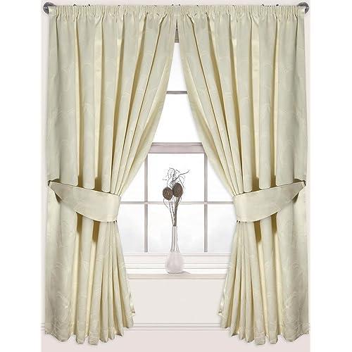 Peachy Pleated Bedroom Curtains Amazon Co Uk Download Free Architecture Designs Intelgarnamadebymaigaardcom