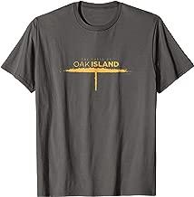 The Curse of Oak Island Comfortable Short Sleeve T-Shirt