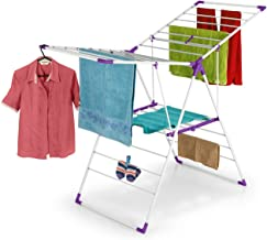 Bonita Geant Clothes Drying Stand (Purple)