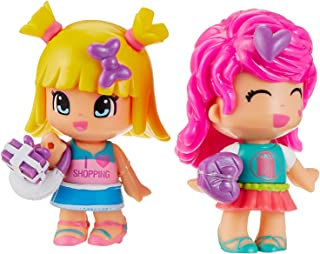 Pinypon Pack figuras amigos de compras (Famosa 700012735)