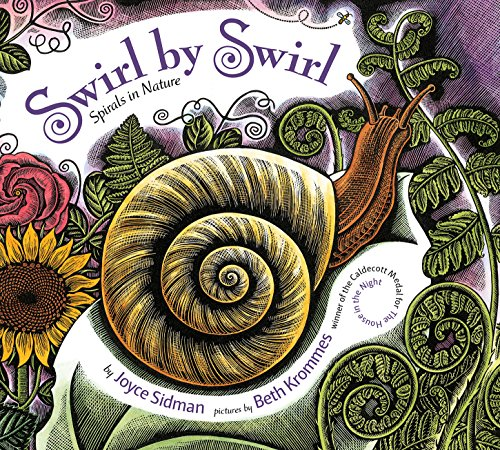 Swirl by Swirl (board book): Spirals in Nature