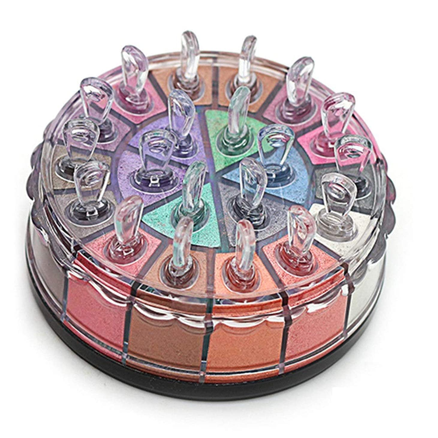 スラッシュ砂のホテルAkane アイシャドウパレット INS 人気 ファッション 超便利 キラキラ 欧米風 綺麗 可愛い 高級 つや消し マット Eye Shadow (20色)