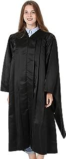 Unisex Deluxe Master Graduation Gown