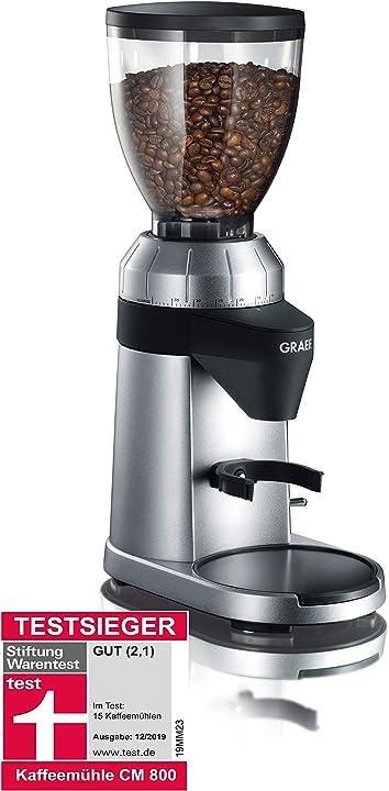 macina caffé graef cm 800 cm800