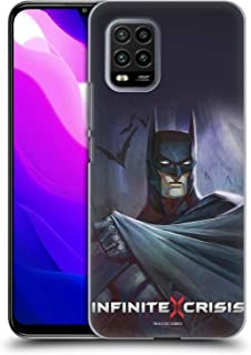Head Case Designs - Carcasa rígida para Xiaomi Teléfonos, compatible con Compatibilité: Xiaomi Mi 10 Lite 5G